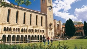 Auslandssemester an der University of Western Australia