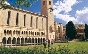 Die University of Western Australia.