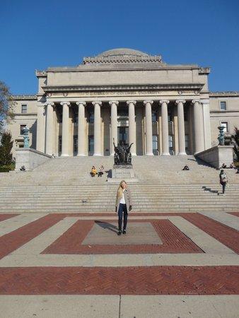 Alma Mater, Columbia University