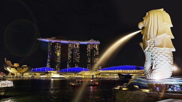 Im Auslandssemester die Stadt der Zukunft entdecken: Singapur