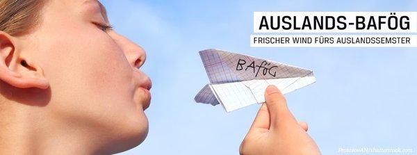 Finanzieren Sie Ihr Auslandssemester mit Auslands-BAföG!
