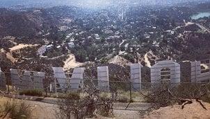 Goodbye Hollywood!
