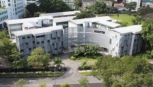 Auslandsstudium an der Curtin in Singapur