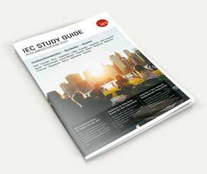 Bestellen Sie den IEC Study Guide 2019 kostenlos.