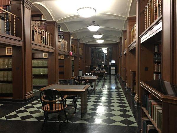 Bibliothek der Columbia University