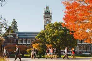 Auslandssemester an der University of Otago
