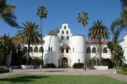 Die San Diego State University.Q