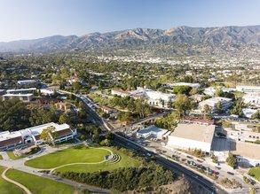 Traumhafter Standort fürs Auslandssemester: SBCC in Kalifornien