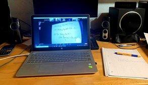 Im Online-Auslandssemester bleibt der Austausch mit den Mitstudierenden virtuell