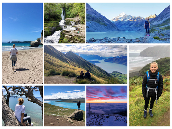 Naturerlebnis Auslandssemester in Neuseeland