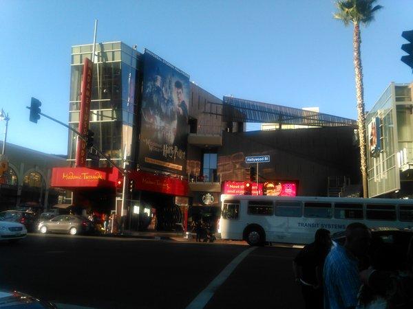 Hollywood Boulevard aka Walk of Fame