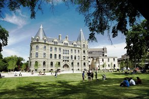 Voll im Trend: Die University of Winnipeg