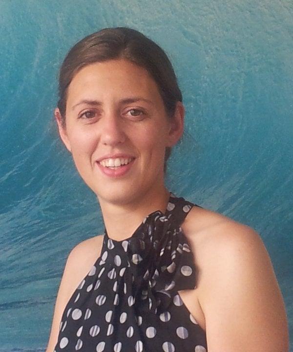 IEC Country Specialist Clara Wengert
