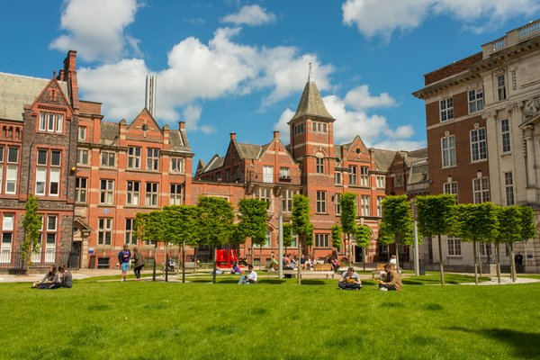 Russell-Group Mitglied University of Liverpool