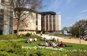 Gründungsmitglied der Russell Group: Die Southampton University.