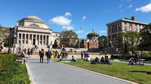 Columbia University in New York City