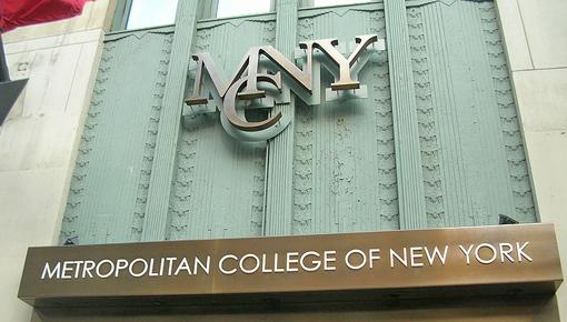 Auslandssemester am MCNY ab Mai 2014