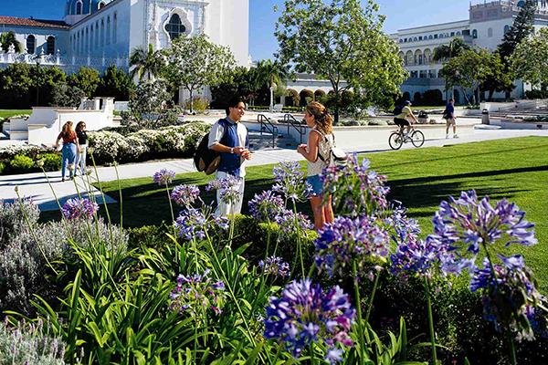 Auslandssemester an der University of San Diego in Kalifornien