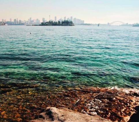 Sydney view