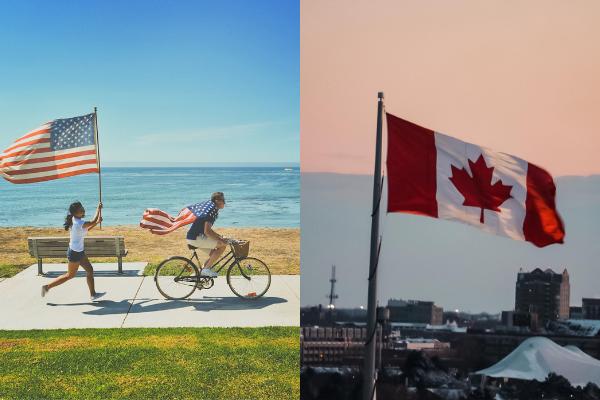 Zum Auslandssemester in die USA oder Kanada