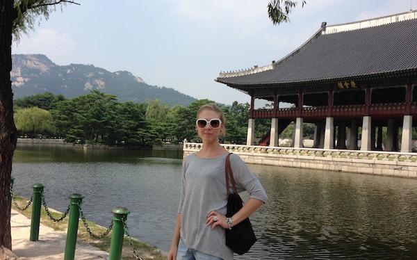 IEC Studienberaterin in Südkorea