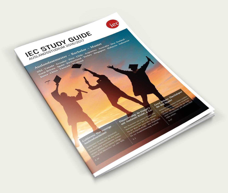 Der neue IEC Study Guide 2016/2017 informiert zum